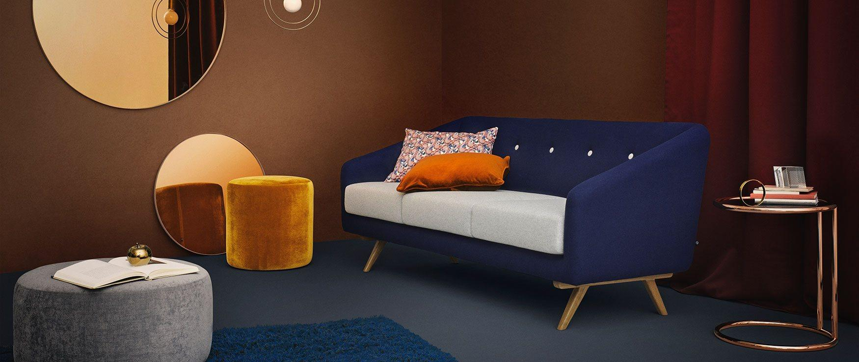 Scandinavian Design Specialized In Quality Sofas And